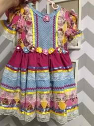 Título do anúncio: Vestido de São João