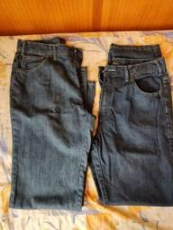 Calça jeans Pierre Cardin