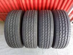 Título do anúncio: Vendo, 4 pneus Goodyear Wrangler 225/65/17