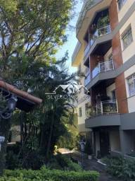 Apartamento à venda com 3 dormitórios em Quitandinha, Petrópolis cod:3368