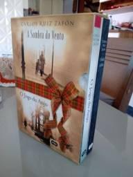 Título do anúncio: Coleção Carlos Ruiz Zafon