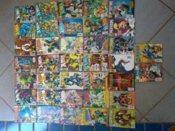 Gibis/ HQ X-MEN e Wolverine