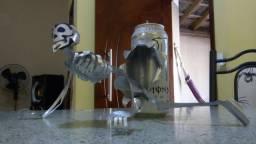 Artesanato Esqueleto de latinha