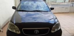 2003/2003 Toyota Corolla SE-G Preto - 2003