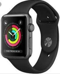 Apple watch serie 3 42mm lacrado na caixa