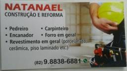 Natanael Construção e reforma
