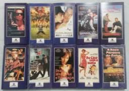 Coleção de 19 Filmes VHS