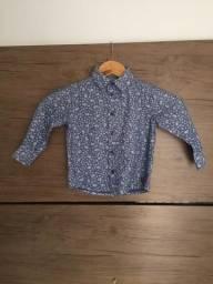 Camisa tamanho 2