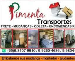 Frete Cuiabá e região 9 9260 4636