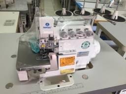 Maquina de costura ponto cadeia Sansei direct drive nova