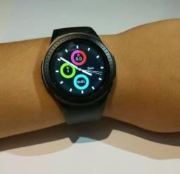 Microwear L1 Smartwatch GPS Monitor cardíaco 12x cartão entrega garantia