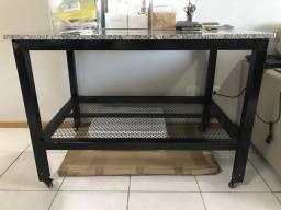 Mesa confeitaria - cozinha industrial