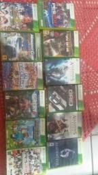 Vendo jogos de Xbox 360 !! LEIA A DESCRIÇÃO
