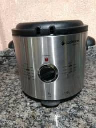 Fritadeira elétrica a óleo
