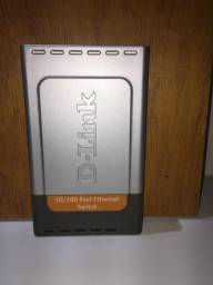 SWITCH D-LINK 10/100 Ethernet