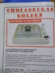Chocadeira Golden 70 ovos