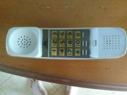 Telefone antigo á fio
