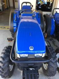 Trato new holland fruteiro 4x4
