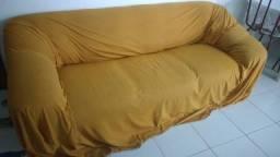Conjunto de sofá com 2 e 3 lugares