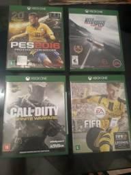 Jogos Xbox One 50$ cada