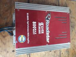Potencia Roadstar Silver 800