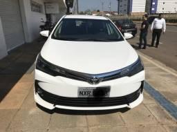 Corolla XRS (estado zero km) - 2018