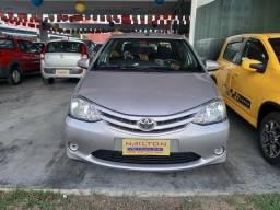 Etios sedan - 2016