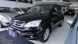 Honda CR-V Exl 2.0 Aut 4x4 2011 Top de Linha, Couro, Teto Solar, 4 Pneus Novos, Novissima - 2011