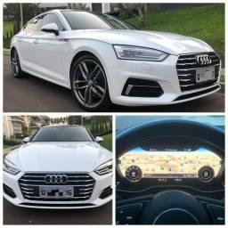 Audi A5 Ambiente 2018 teto abaixo da FIPE - 2018