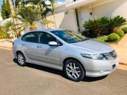 Honda City EXL Automático Flex - O Mais Completo da Categoria!!!! - 2011