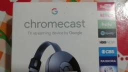 Chromecast - Novo