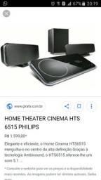 Home theater Philips Cinema