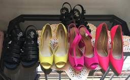 Vende - Se Sapatos Usados 50,00 Reais Cada Par