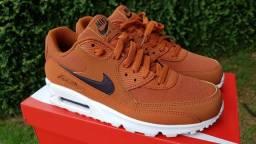 a9df60af2a7 Nike AIR MAX 90 NOVO ORIGINAL TAM 38 AO 45 PRONTA ENTREGA