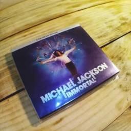 CD Duplo Michael Jackson Immortal