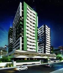 Jatiúca - Apartamento quarto e sala em fase de acabamento