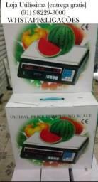 Balança Digital 40 kg 165,00 [entregamos grátis] 98229-3000