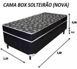 Otima Oferta Linda Cama Box Solteirão Nova (Embalada) Com Entrega Gratis