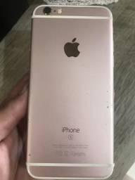 IPhone 6s Rose de 16gb, Troco por Ps4