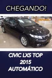 Civic LXS Automático 2015