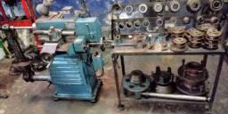 Torno Mecanico para retifica de tambores e freios de veiculos leves e pesados