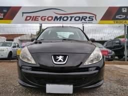 Peugeot 1.4 207 completo 2010 lindo carro financio e aceito trocas 17.900
