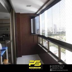 Apartamento com 3 dormitórios à venda, 134 m² por R$ 800.000 - Estados - João Pessoa/PB