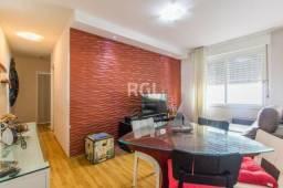 Apartamento à venda com 2 dormitórios em Jardim do salso, Porto alegre cod:EL56353924