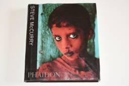 Livro De Fotografia De Steve Mccurry Da Phaidon