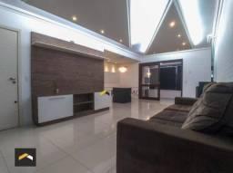 Apartamento com 3 dormitórios para alugar, 130 m² por R$ 2.800,00/mês - Boa Vista - Novo H
