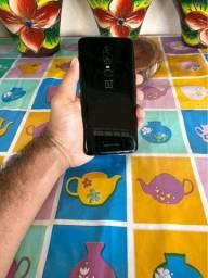 One plus 6 64 gb 6 de ram celular top
