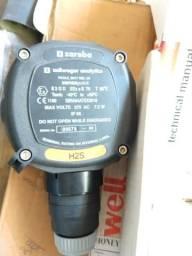 Vendo detector de H2S