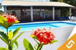 Chácara c/campo de futebol e c/piscina aquecida em Caldas Novas. Cód 1010