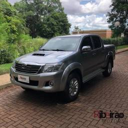 HILUX 2014/2015 3.0 SRV TOP 4X4 CD 16V TURBO INTERCOOLER DIESEL 4P AUTOMÁTICO - 2015